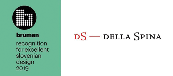 The webshop for glasses Dellaspina.si has been awarded by the Brumen Foundation